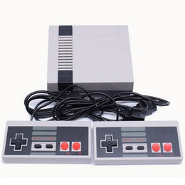 Videos hot online shopping - New Arrival Mini TV Game Console Video Handheld for NES games consoles with retail boxs hot sale dhl