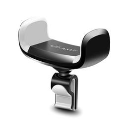Автомобильный держатель телефона для Iphone 7 6 5S вентиляционное отверстие держатель автомобиля 360 градусов Ratotable поддержка мобильного телефона автомобиля стенд