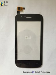 screen blu UK - Digitizer Screen Touch For BLU advance 4.0 A270 touch screen digitizer replacement spare parts ZY TOUCH