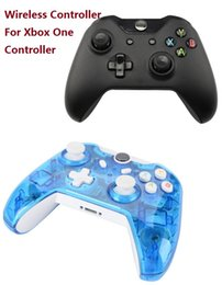 $enCountryForm.capitalKeyWord NZ - 10pcs New Wireless Controller For Xbox One Controller Gamepad Joystick For Microsoft XBOX One Console with packaging