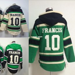 ... Cheap Hartford Whalers 10 Ron Francis Jersey old time hockey Hooded  Sweatshirt Throwback ... 8e8004103