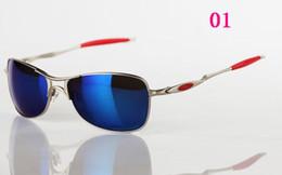 2015 Ducati Metal çerçeve güneş gözlüğü erkekler polarize Aviator kaplama Sürüş marka orijinal gafas óculos de sol masculino