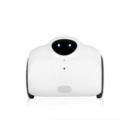 China Ranababy Family Robot Two-way Intercom Remote Control Baby Older Pets Monitor with HD IP camera Send Expression Touch interactive suppliers