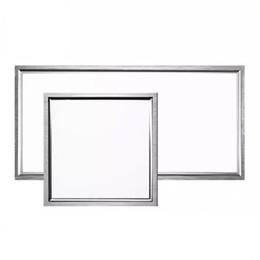 flat ceiling lamp 2019 - 300X300 300X1200 600X600 600X1200 Led Ceiling Panel Lights 24W 48W 72W 84W Led Flat Panel Lamp AC 85-265V cheap flat cei