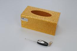 $enCountryForm.capitalKeyWord UK - Tissue box camera 8GB mini camera motion detection video recorder with remote control Tissue Box DVR Nanny camera wireless home security DV