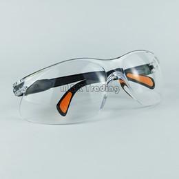 Безопасность на рабочем месте Защитные очки Пыленепроницаемые очки Защита глаз Защитное устройство для труда Прозрачный белый и черный
