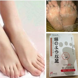 $enCountryForm.capitalKeyWord NZ - Japan Butterfly Baby Foot Renewal Mask Remove Dead Skin Peeling Cuticle xfoliating #71530