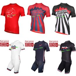 Discount pro photos - Wholesale-New Maloja Team Pro Cycling Jersey   (Bib) Shorts   Set - Choose Your need ONE in the PHOTO