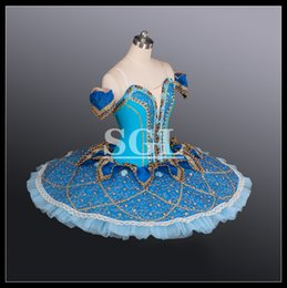 $enCountryForm.capitalKeyWord NZ - 2015 New Arrival Adult Professional Blue Tutu Dress Classical Custom Made Tutu For Dew Drop Fairy Tutu Ballet Dresses AT1173