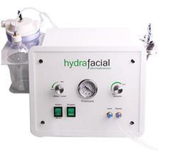 hydro skin machine 2019 - Portable skin care facial equipment water hydro microdermabrasion hydra facial machine skin cleansing cleaner cheap hydr