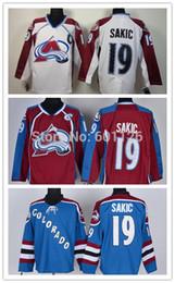 98311cd5475 nhl jerseys colorado avalanche 19 joe sakic red jerseys with c patch