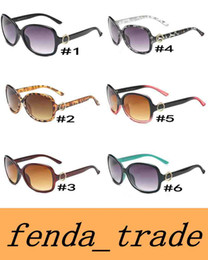 China 2018 NEW fashion Women trend sunglasses 8016 UV400 big frame round NICE FACE sunglasses 6 colors Quality A+++ MOQ=10 supplier full face shield suppliers