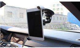 "Tab Car Mount Holder Canada - Universal Car Tablet Holder Mount Holder Galaxy Tab 4 Tablet holder in the Car 10"" Soporte Coche Reposacabezas Tablet Houder Stand Sucker"