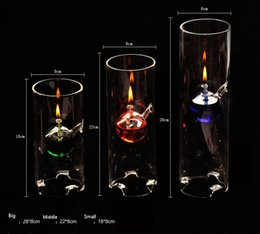 $enCountryForm.capitalKeyWord Canada - Wholesale Fashional Design for Home and Wedding Decoration Round Oil Lamp with Size of Diameter 8cm x Height 28cm
