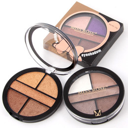 $enCountryForm.capitalKeyWord Canada - New Pattern 5 Color per Box Pearl Light Eye Shadow Makeup Palette Major Women's Cosmetics Shimmer Eyeshadow Disc Wholesale 6 box per lot