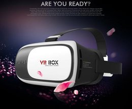 Ios games online shopping - MOQ10pcs VR BOX Version D Smart Virtual Reality Glasses for D Game Movie with Bluetooth Gamepad From Airshoo