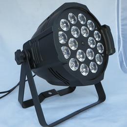 $enCountryForm.capitalKeyWord NZ - Free shipping Top selling High quality 18X18W Stage Lighting RGBAW UV 6in1 LED Par 64 LED Par64 Light