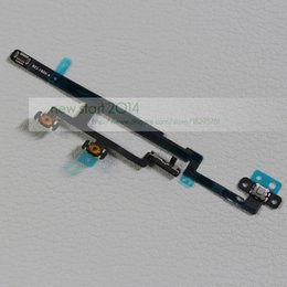 $enCountryForm.capitalKeyWord Canada - for iPad mini 3 Power ON OFF Button Volume Mute Switch Flex Cable Replacement Repair Part Free Shipping