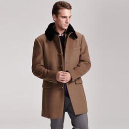 Discount Men S Camel Wool Coat | 2017 Men S Camel Wool Coat on ...