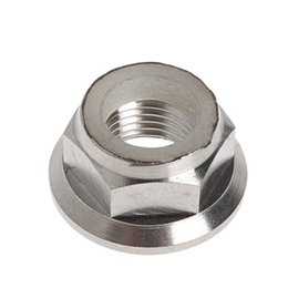 $enCountryForm.capitalKeyWord NZ - ROCKBROS 1pcs Titanium Ti M10x1.0mm Motor Cycle Accessories Sprocket Flange Lock Nut