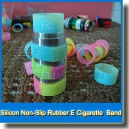 Glow Dark Bands Canada - Glow In The Dark Silicon vape bands Anti Slip Vape Band Vaping ring fit on most mods and tanks 2015 Newest vape bands beautiful colors