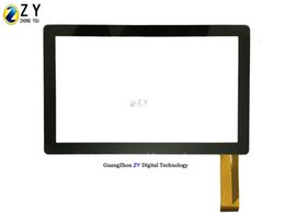 """A23 Q88 Touch Screen Australia - 30 pins Tablet Touch 7"""" Capacitive Touch Screen Digitizer Panel for 7 inch Allwinner A23 A33 Q8 Q88 Tablet PC FUNTEK TOUCH"""