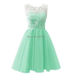 $enCountryForm.capitalKeyWord UK - A-line Lace Bodice Top Sheer Tulle Skirt Flower Girl Dresses Infant Dress Toddler Dress Party Girls Dress For Wedding