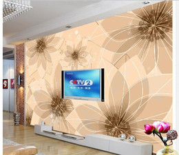 $enCountryForm.capitalKeyWord NZ - 3d wallpaper European minimalist bedroom living room TV backdrop Fantasy flowers 3D stripes abstract mural wallpaper 20158409