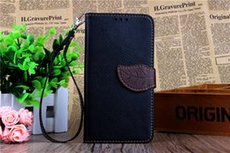$enCountryForm.capitalKeyWord NZ - 300PCS Leaf Wallet Flip PU Leather Case Stand TPU Cover With Card Slots for LG G2 Mini G3 Mini G4 L70 L90 No Package