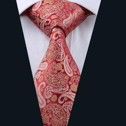 a49d9c50ebb0 Elegant Neckties Canada - Floral Silk Men Ties Fashion Elegant Classic  Neckties Ties For Men High