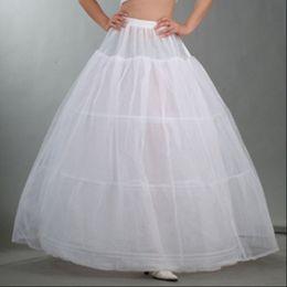 $enCountryForm.capitalKeyWord Canada - Hot sale 50% off 3 HOOP Ball Gown BONE FULL CRINOLINE PETTICOAT WEDDING SKIRT SLIP NEW H-3 Ball Gown BONE FULL Petticoat QC-01
