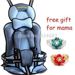 FG1511 J.G Chen Laranja Árvore Frete Grátis Assento de Carro Do Bebê, Criança Assento de Segurança Do Carro, para o Bebê de 9-25 KG e 9 Meses-5 Anos de Idade, cor Azul