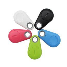 Fuente de fábrica GPS Tracker Dispositivo anti-perdida de la alarma del hurto Dispositivo Bluetooth remoto, buscador de la llave de la bolsa del animal doméstico del niño (con sin paquete al por menor) en venta