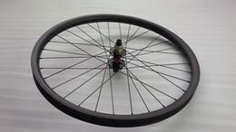 $enCountryForm.capitalKeyWord Canada - 27.5in MTB DH carbon rear wheel 650B DownHill mountain bike 36mm hookless 32 holes Novatec D882SB steel axle cassette body 142mm X12 XX1 11s