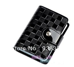 Free business cards printing nz buy new free business cards 26 slots mixed color fashion patent leather plaid style print business credit id business card holder case wallet reheart Choice Image