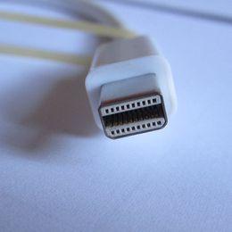 Imac Macbook Australia - 1080P Thunderbolt Mini Displayport DP to HDMI High Resolution 1080P Ultra HDTV Adapter For Apple MacBook Pro Air iMAC