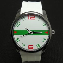 c83985df953 2017 big black case dos homens relógios esportivos pulseira de crocodilo  verde quartz movt relógios para homens mulheres la boy e estudantes relógios  ...