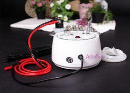 Spray vacuum facial machine online shopping - EU tax free in1 Diamond Microdermabrasion Dermabrasion Peeling Facial Peel Skin Care Vacuum Spray skin Rejuvenation face care Machine