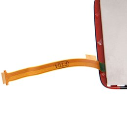 Monitor Display Test UK - Wholesale-For HTC ONE X Plus One X + New Full Touch Screen Digitizer Glass Sensor + LCD Display Panel Screen Monitor Assembly 100% TEST