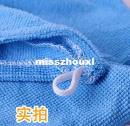Super Magic Towel Canada - Microfiber Magic Hair Dry Drying Turban Wrap Towel Long-haired Ultrafine Super Absorbent Fiber Hat Dry Hair Towel