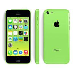 Unlocked Smartphone Iphone Canada - Cheap Original Refurbished Unlocked Apple iPhone 5C Cell phones 16GB 32GB dual core WCDMA+WiFi+GPS 8MP Camera Smartphone US Version 002849