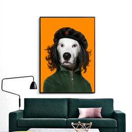 $enCountryForm.capitalKeyWord Canada - Oil Painting on Canvas HD Print Wall Art Picture Home Decor Modern Art Painting Celebrity portrait animal performance Unframed