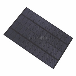 Wholesale solar panels 5W online shopping - 200Pcs W V DIY PET EVA Encapsulated Solar Cell Panel Waterproof Solar Cell DHL Shipping for DIY Solar Project and Research
