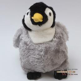 10pcs Lot Free Shipping Happy Feet Penguin Plush Toy Plush Doll Soft Stuffed Animal Doll 8 20cm Anpt221