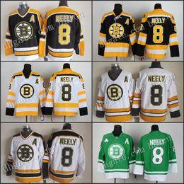 nhl jerseys boston bruins 8 cam neely stitched black ccm throwback ... 5d88c4b1d