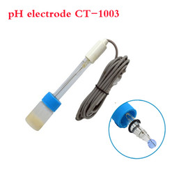 $enCountryForm.capitalKeyWord NZ - Freeshipping PH electrode With BNC Plug PH Composite Electrode glass electrode can work for 24 hours Wide Range 0~14 Laboratory