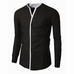 Men's Designer V Neck Shirts Suppliers | Best Men's Designer V ...