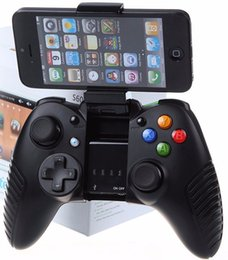$enCountryForm.capitalKeyWord Canada - Bluetooth 4.0   2.4G Wireless   Wired Gamepad Game Controller for iOS Android PC PS3 - Black