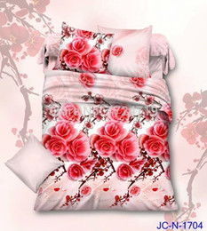 Chinese  Wholesale- 2016 Hot! New 3 d bedding set, HD bed linen, bedding set, family set. The household, quilt cover, bed sheets pillowcases fashion manufacturers