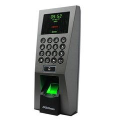 biometric fingerprint systems Canada - Biometric Fingerprint Door Lock With TCP IP RS232 485 Fingerprint Reader And Rfid And Biometric Security Access Control System F18